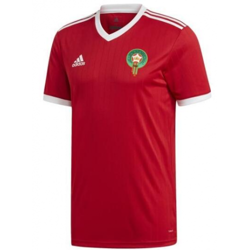 Morocco Home Soccer Jersey 2019