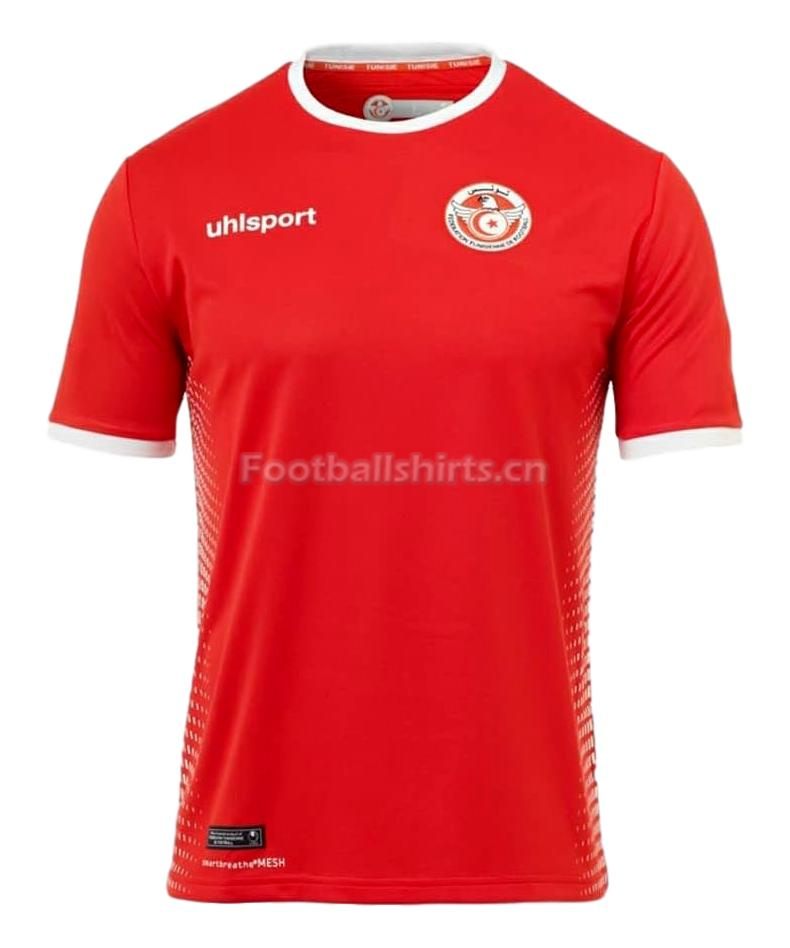Tunisia Fifa World Cup 2018 Away Soccer Jersey
