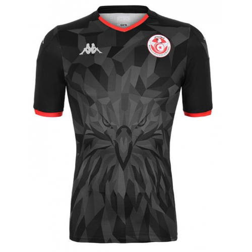 Tunisia 3rd Away Soccer Jersey 2019