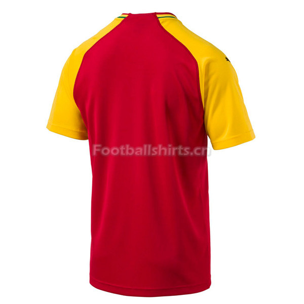 Ghana 2018 World Cup Home Soccer Jersey