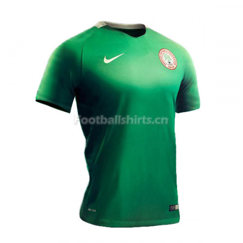 Nigeria 2016/17 Home Soccer Jersey