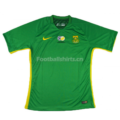 South Africa Away Soccer Jersey 2017/18