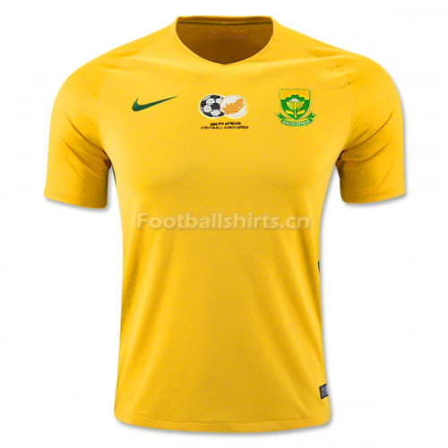 South Africa Home Soccer Jersey 2017/18