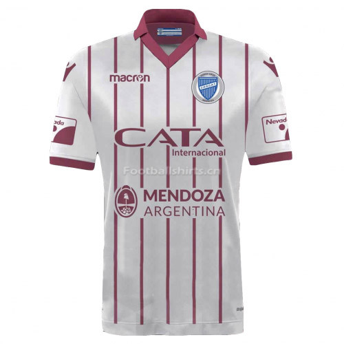 Godoy Cruz Antonio Tomba Away Soccer Jersey 2017/18