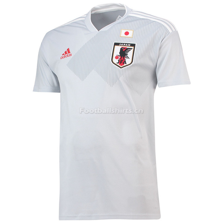 Japan 2018 World Cup Away Soccer Jersey