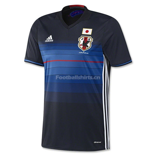 Japan 2016/17 Home Soccer Jersey