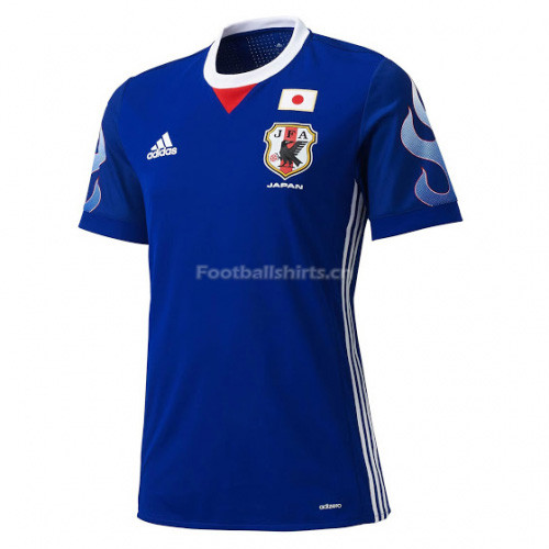 Japan Home Soccer Jersey 2017/18