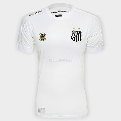 Santos FC Home Soccer Jersey 2017/18