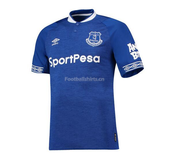 Everton Home Soccer Jersey 2018/19