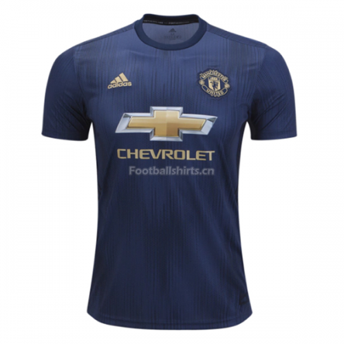 Manchester United Third Away Soccer Jersey 2018/19
