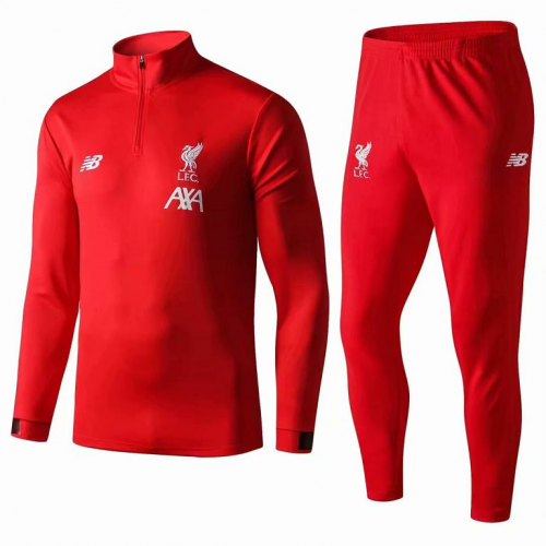Liverpool Training Top Suits Red 2019/20