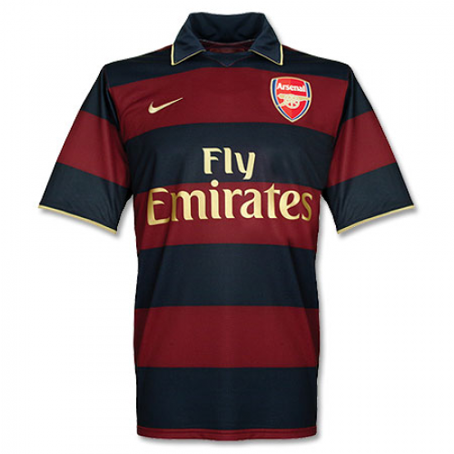 Retro Arsenal 3rd Away Soccer Jersey 07/08