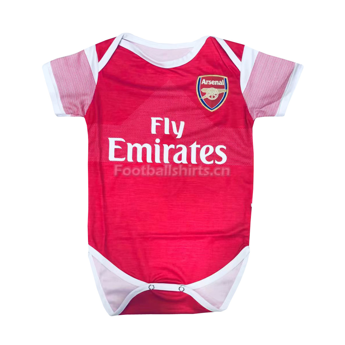 Arsenal Home Infant Soccer Jersey Suit 2018/19