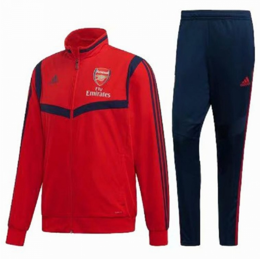 Arsenal Training Jacket Suits Red Navy 2019/20
