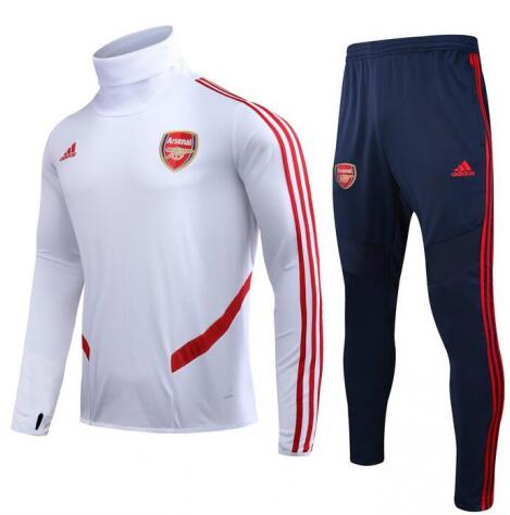 Arsenal Training Top Suits White 2019/20