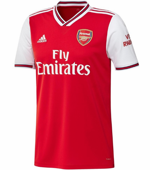 Arsenal Home Soccer Jersey 2019/20