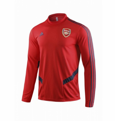 Arsenal Training Top Red Blue 2019/20