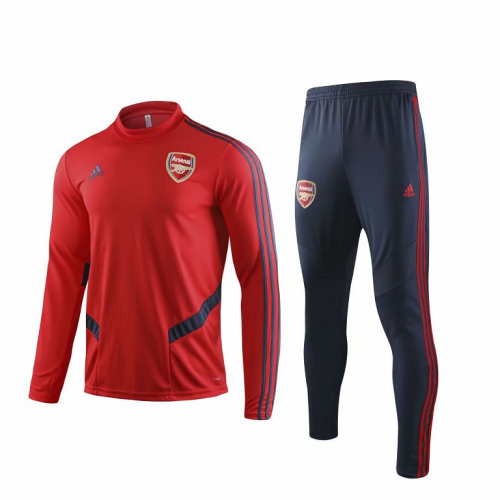Arsenal Training Top Suits Red Blue 2019/20