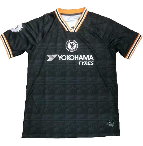 Chelsea Training Shirt Black 2019/20