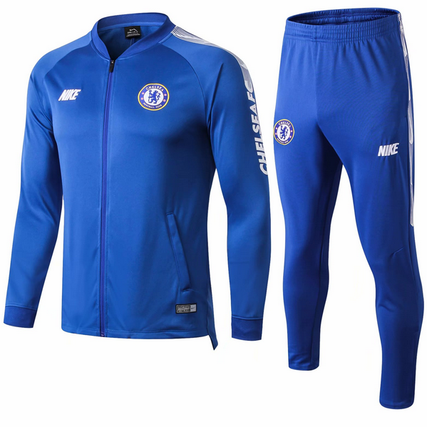 Chelsea Training Jacket Suits Blue 2019/20