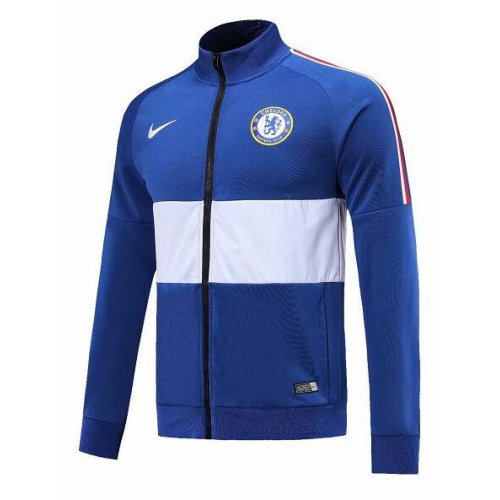 Chelsea Training Jacket Blue White 2019/20