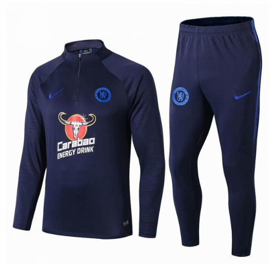 Chelsea Training Top Suits Borland 2019/20