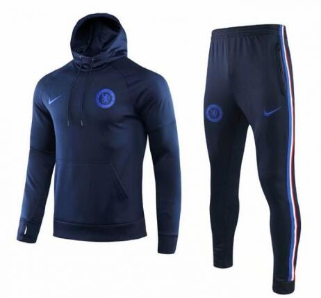 Chelsea Training Hoodie Jacket Suits Borland 2019/20