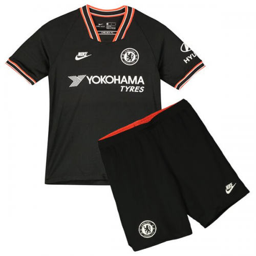 Chelsea 3rd Away Soccer Kits Children 2019/20