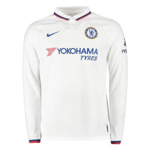 Chelsea Away Soccer Jersey Long Sleeve 2019/20