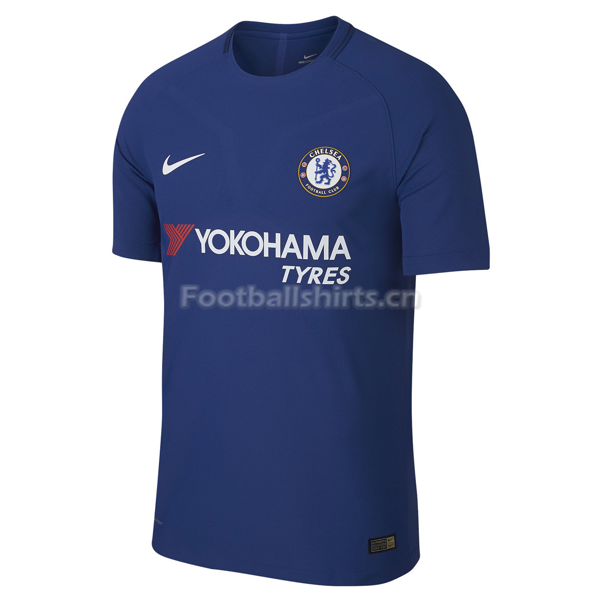 Match Version Chelsea Home Soccer Jersey 2017/18