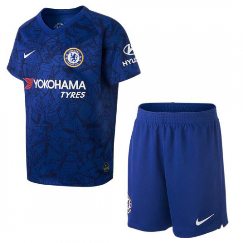 Chelsea Home Soccer Kits Children 2019/20