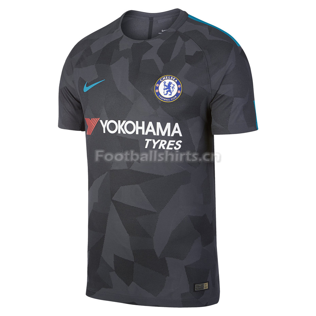 Match Version Chelsea Third Soccer Jersey 2017/18