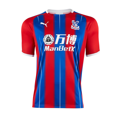 Crystal Palace Home Soccer Jersey 2019/20