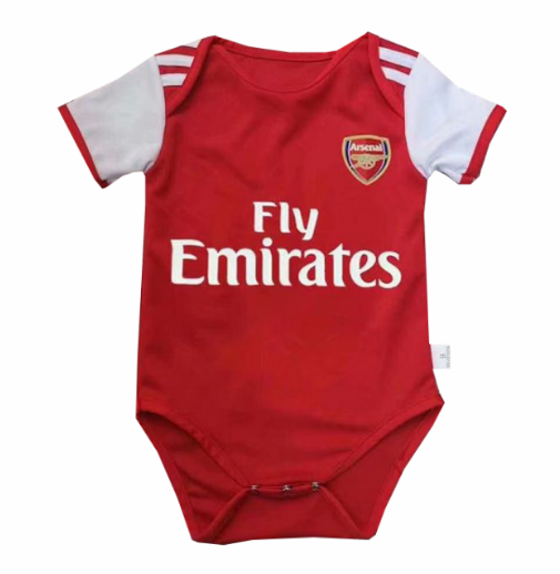 Arsenal Home Infant Soccer Jersey Suit 2019/20