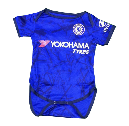 Chelsea Home Infant Soccer Jersey Suit 2019/20