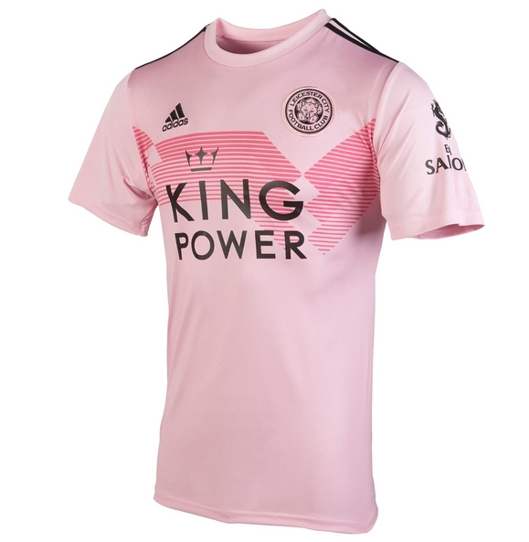 Leicester City Away Soccer Jersey 2019/20
