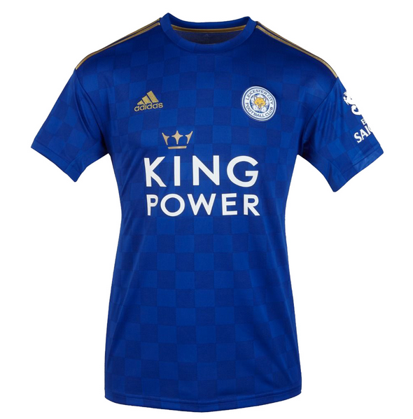 Leicester City Home Soccer Jersey 2019/20