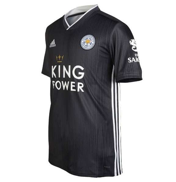 Leicester City 3rd Away Soccer Jersey 2019/20