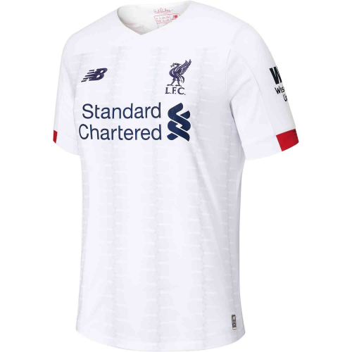 Liverpool Away Soccer Jersey 2019/20