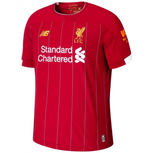 Liverpool Home Soccer Jersey 2019/20