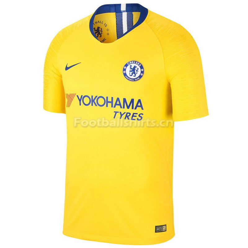 Match Version Chelsea Away Soccer Jersey 2018/19