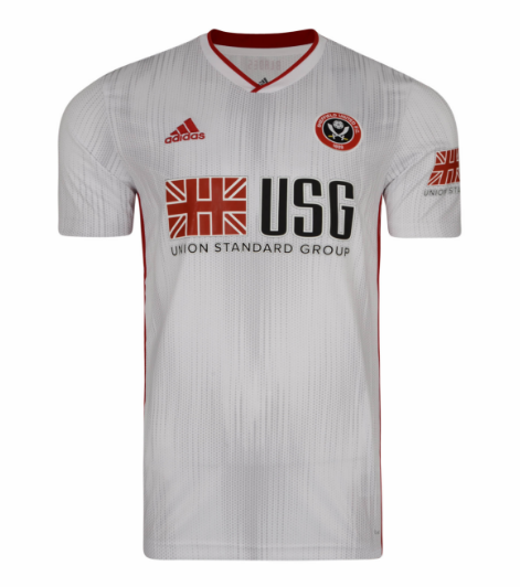 Sheffield United Home Soccer Jersey 2019/20