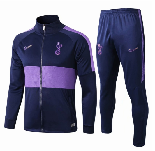 Tottenham Hotspur Training Jacket Suits Purple 2019/20