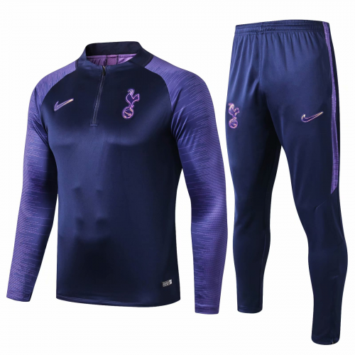 Tottenham Hotspur Training Top Suits Purple 2019/20