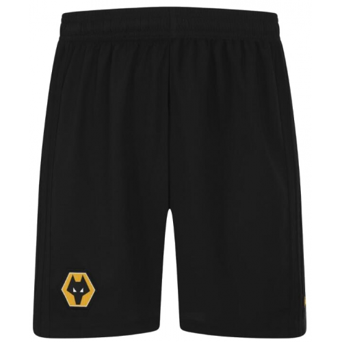 Wolverhampton Wanderers Home Soccer Shorts 2019/20