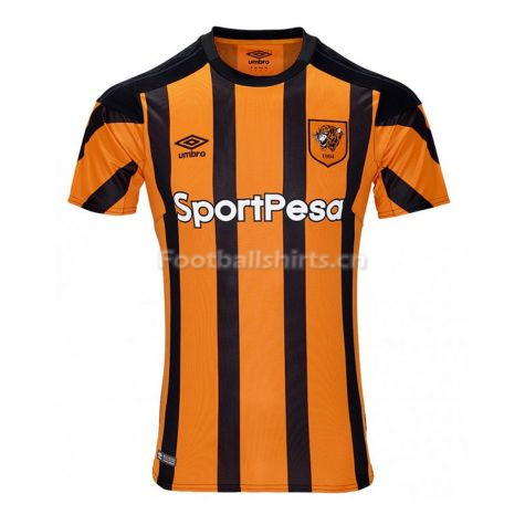 Hull City Home Soccer Jersey 2017/18