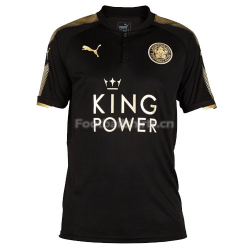 Leicester City Away Soccer Jersey 2017/18