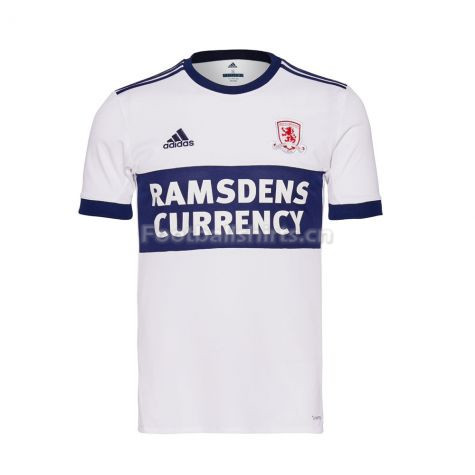 Middlesbrough Away Soccer Jersey 2017/18