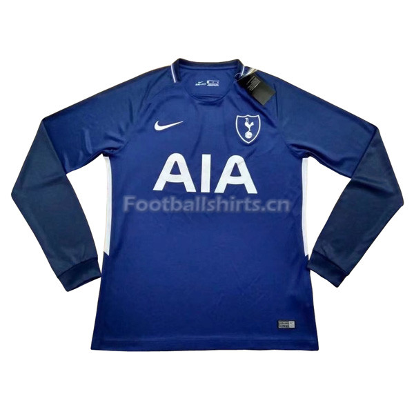 Tottenham Hotspur Away Long Sleeve Soccer Jersey 2017/18