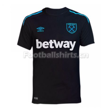 West Ham United Away Soccer Jersey 2017/18